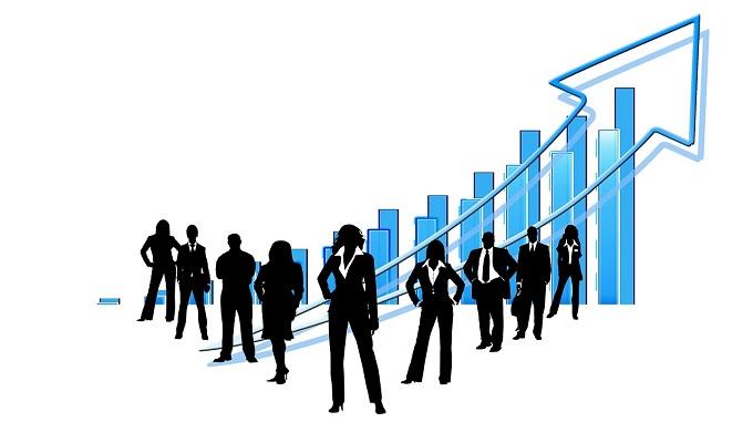 平成26年度10月の就職率上昇