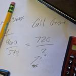 【公務員試験】2月は計画を立てて、とにかく判断推理と数的処理ばかりを勉強していた。さらに試しに模擬テストをやってみた。