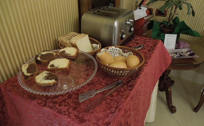 yuベネチア朝食