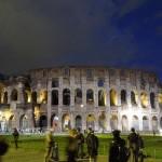 【イタリアPart6:ローマ1日目午後編】夜のローマはライトアップがキレイだと知った。