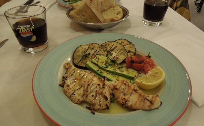 yuフィレンツェ最後の夕食