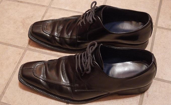 入学式用の靴