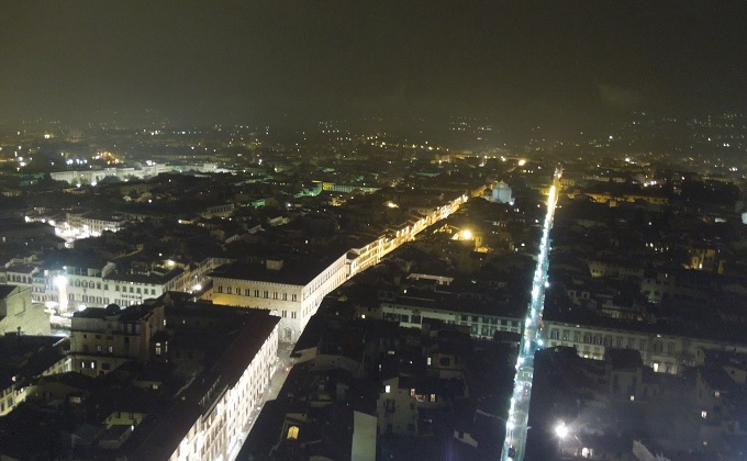 yuフィレンツェ大鐘楼からの眺め2