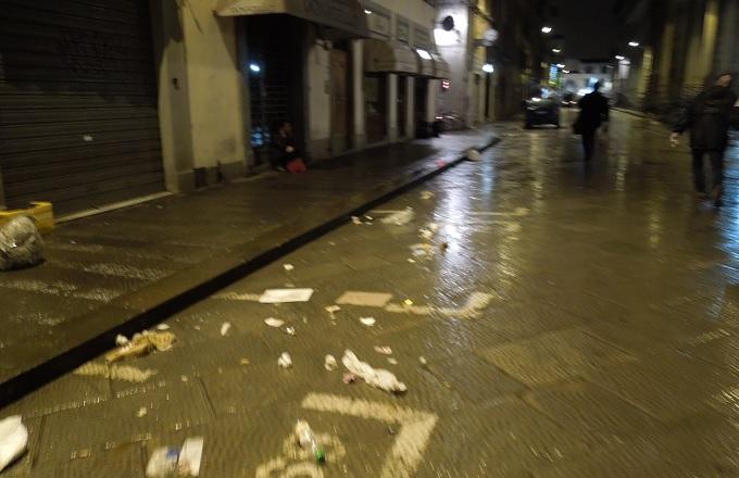 yuフィレンツェ夜の街2