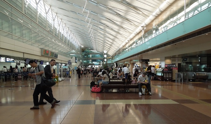 yu羽田空港