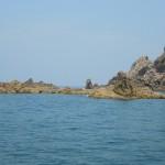 【鳥取Part4:浦富海岸の遊覧船編】1人旅はラストスパート。乗って揺られて忍び込む。鳥取よ、また会う日まで。