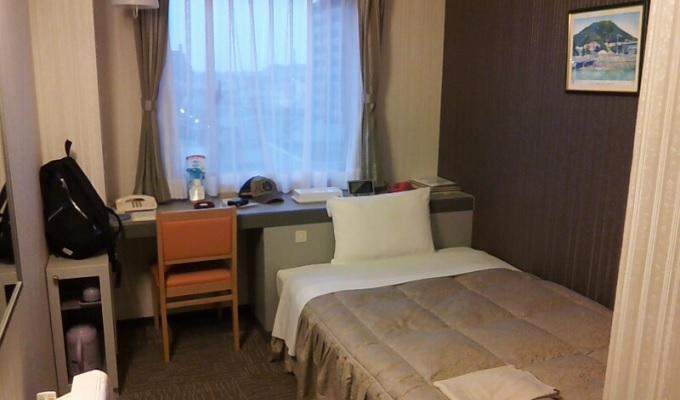 yuシティホテルの部屋の写真