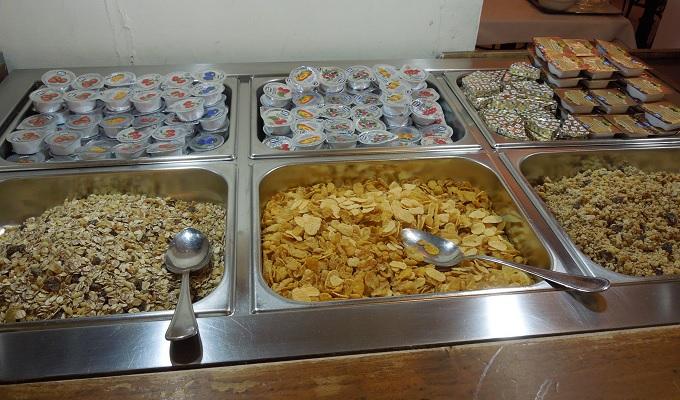 yuフィレンツェ朝食1