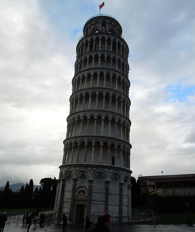 yuフィレンツェピサの斜塔