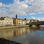 【イタリアPart3:フィレンツェ編】ベネチアとはガラッと街の印象が変わった。皮革職人のフィレンツェは黄色い街だった。