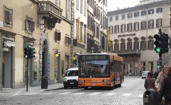 yuフィレンツェ朝バス