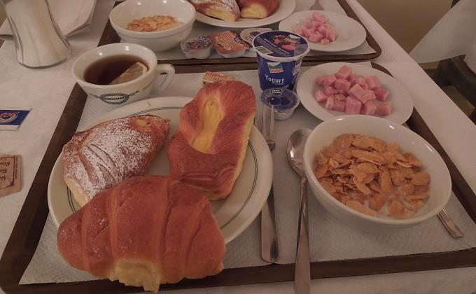 yuフィレンツェ朝食3