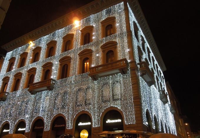 yuフィレンツェ夜の街1