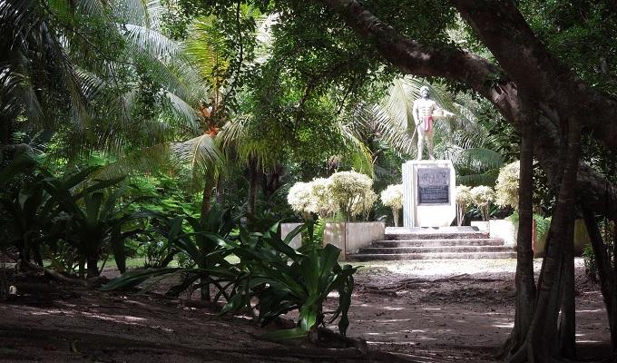 yuサイパンマニャガハ島散策