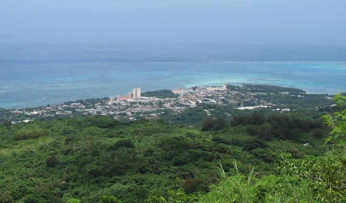 yuサイパン山頂からの眺めホテル