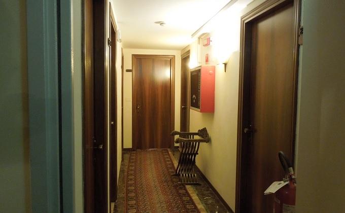 yuベネチアホテル内