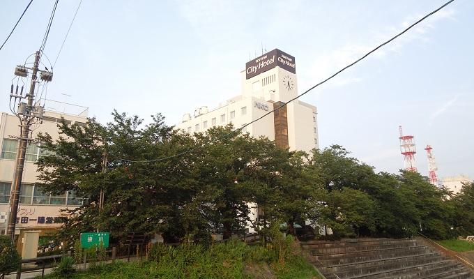 yu鳥取のビジネスホテル
