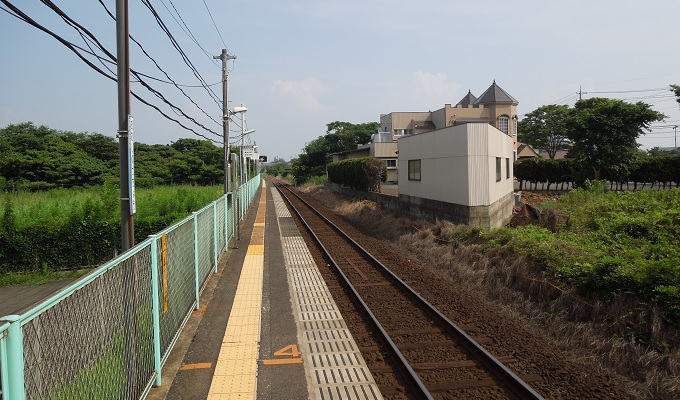 yu鳥取一本の路線